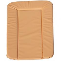 Mata do przewijania na komodę, pomarańczowa 49x73 cm