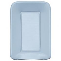 Mata do przewijania na komodę Ena, niebieska 50x74 cm