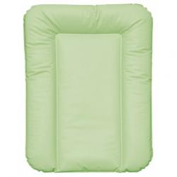 Mata do przewijania na komodę, zielona 54x73 cm