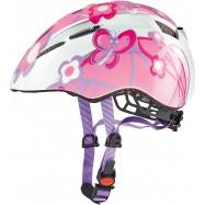 Dětská helma UVEX  KID 2 BUTTERFLY 46 - 52 cm
