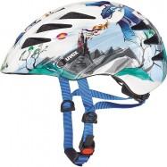 Dětská helma UVEX  KID 1 DRAGONS 47 - 52 cm