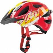 Dětská helma UVEX HERO RED 49 - 55 cm