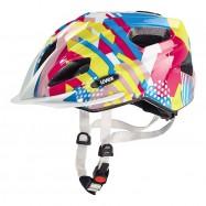 Dětská helma UVEX QUATRO JUNIOR CANDY 50 - 55 cm
