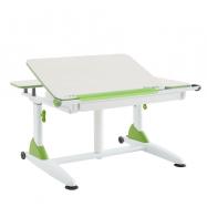 Rostoucí stůl  Junior II zelený
