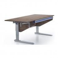 Boční Přístavba k dětskému rostoucímu stolu Moll Winner Compact Side Top ořech