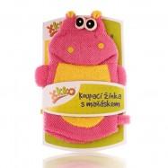 Myjka do kąpieli dla dzieci Hippopotam