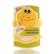 Myjka do kąpieli dla dzieci Kurczątko