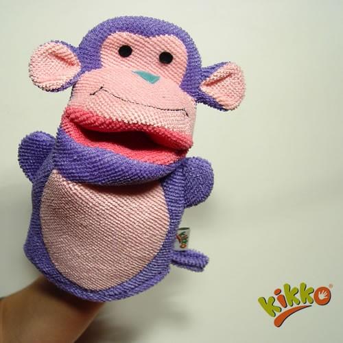 Kúpacia maňuška opička