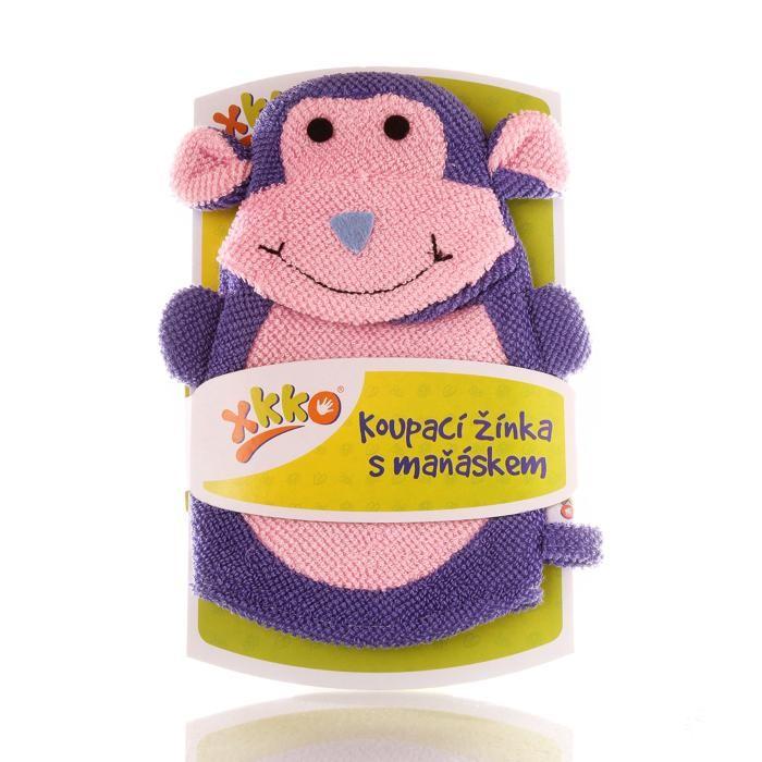 Koupací maňásek Opička