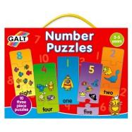 Puzzle - moje prvé anglické číslice