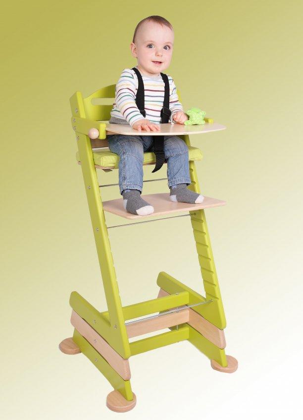 Podstavec pod židle Jitro 4 vrstvy pro výšku stolu 108 cm