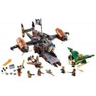 LEGO® Ninjago™ Smolná tvrz 70605