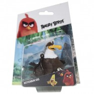 Angry Birds: 3D figurka 7-8,5 cm s nylon přívěskem Mighty Eagle