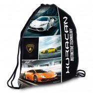 Worek na obuwie szkolne Lamborghini