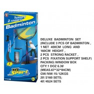 Badminton so sieťou