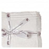 Bambusowy ręcznik XKKO BMB 100x50 - Naturalny