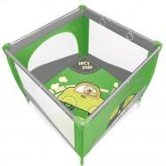 Baby Design dětská ohrádka Play UP 04 - zelená