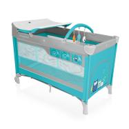 Baby Design Cestovní postýlka Dream 2016 -  05 tyrkysová