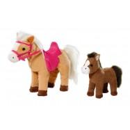 BABY born Interaktivní kůň s hříbátkem 822371