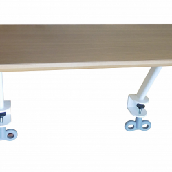 Odkladacia polička čerešňa pre stôl Roland II
