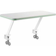 Odkládací polička pro stoly Žolík, Junior   zelená