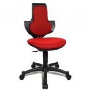 Dětská židle - Sitness Junior 15 červená