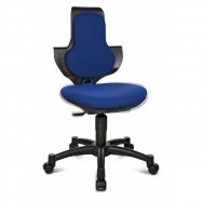 Dětská židle - Sitness Junior 15 modrá