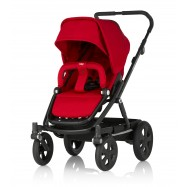 BRITAX Kočárek Go Big Flame Red