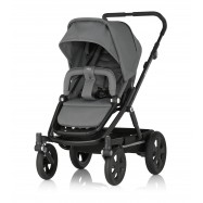 BRITAX Kočárek Go Big Steel Grey