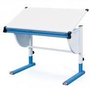 Dětský rostoucí stůl  CETRIX modrý