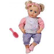 Baby Annabell Sophia s vlásky 794234, 43 cm