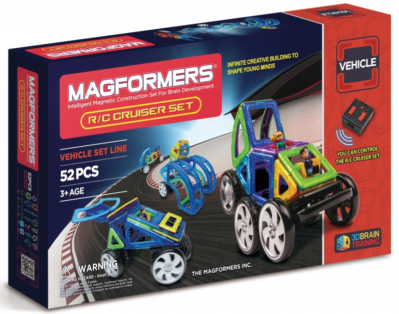 Magformers R C Bugy