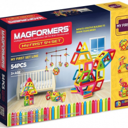 Klocki Magformers My first 54