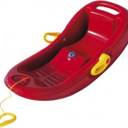 Boby Snow Flipper Deluxe - červená
