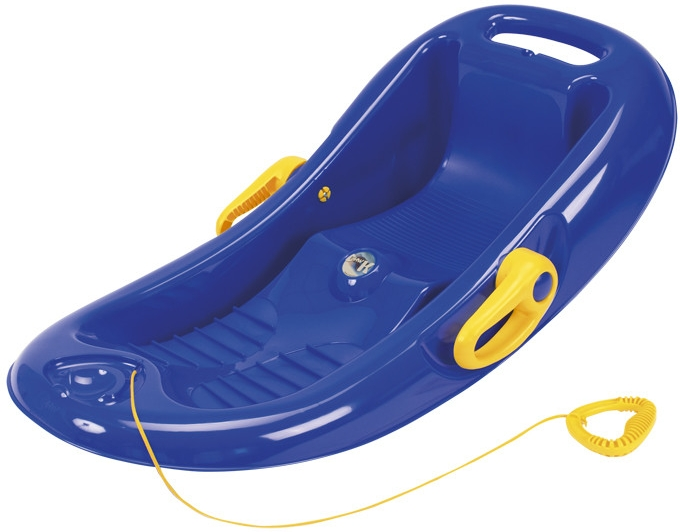Boby Snow Flipper de Luxe - modrá