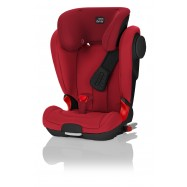 Autosedačka ROMER KIDFIX II XP SICT Black Edition Flame Red