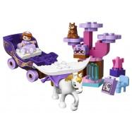 LEGO® DUPLO Sofie I. a její kouzelný kočár 10822