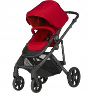 BRITAX Kočárek B-Ready Flame Red