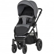 BRITAX Kočárek Smile 2 Steel Grey