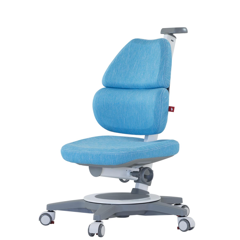 Rostoucí židle Laura od 4 let modrá