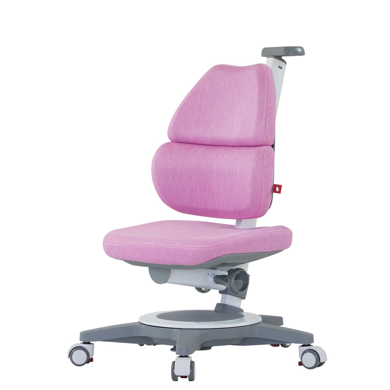 Rostoucí židle Laura od 4 let růžová