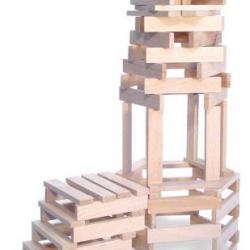 VILAC - Drewniane kocki 200 elementów