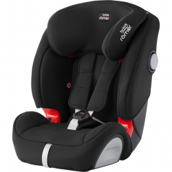 Britax römer Britax rÖmer fotelik samochodowy evolva 123 sl sict cosmos black