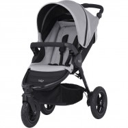 BRITAX Kočárek B-Motion 3 2017, Steel Grey