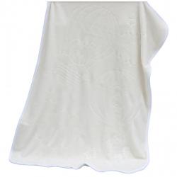 Španělská deka B12 - béžová, 80 x 110 cm