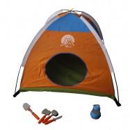 Camping sada se stanem