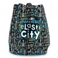Worek na obuwie szkolne Elast City