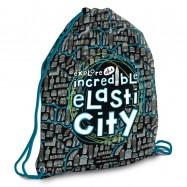 Worek na obuwie szkolne Elasti City