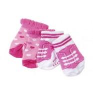Baby born ponožky 823576, varianta 3  43cm