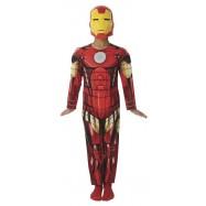 Avengers: Assemble - Iron Man Deluxe - vel. M